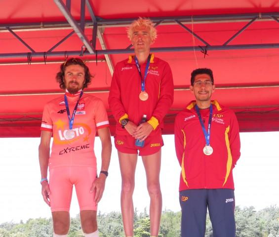 Blanco guanya el mundial de cros máster a Lyon