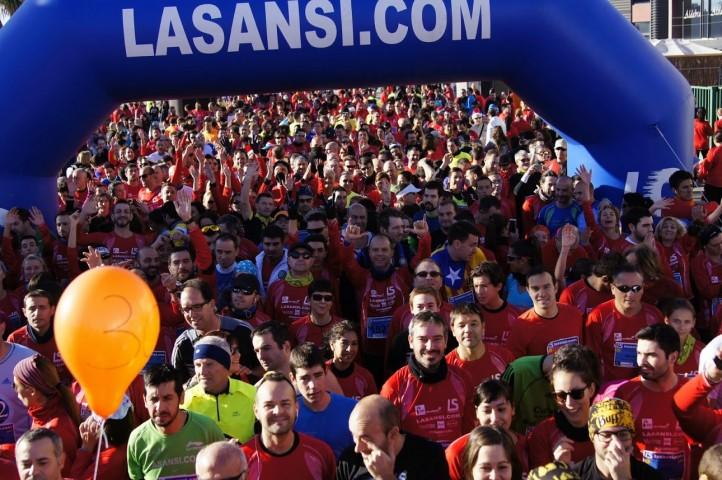 Más de 1.700 inscritos en La Sansi 7 de Viladecans