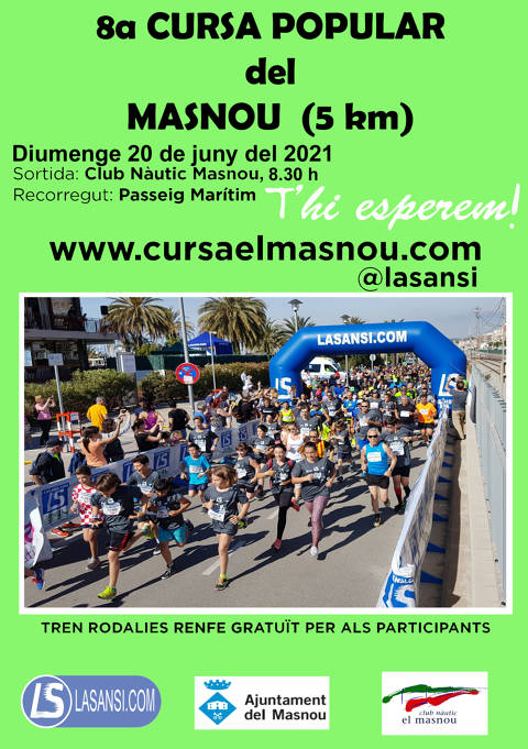 Carrera Popular El Masnou 5km