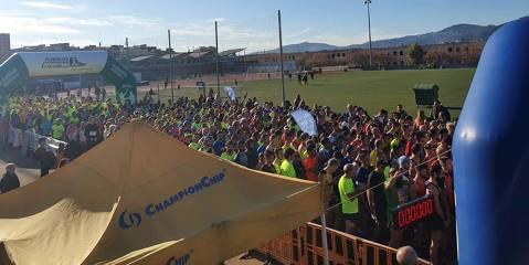 Rècord a la 8ª Sansi de Sant Feliu de Llobregat