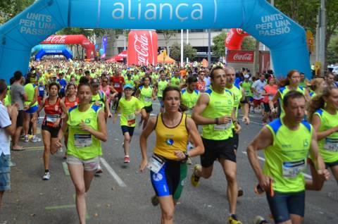 Fotos Felix Salas (1) Carrera Vila Olímpica