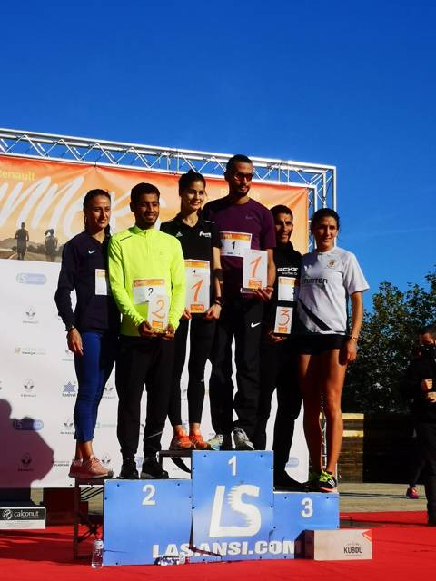 Más de 1.400 atletas toman Viladecans