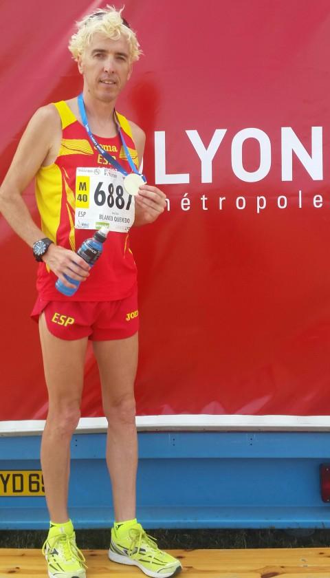 Blanco gana el mundial master de Lyon