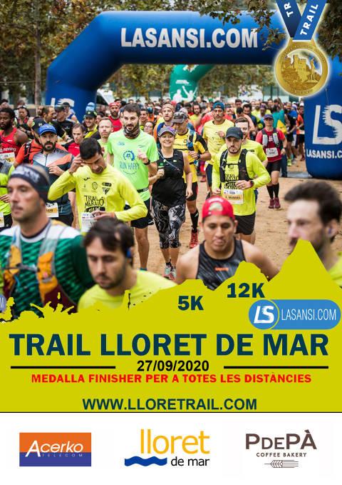 700 inscritos en el LloretTrail del próximo domingo 27 de septiembre