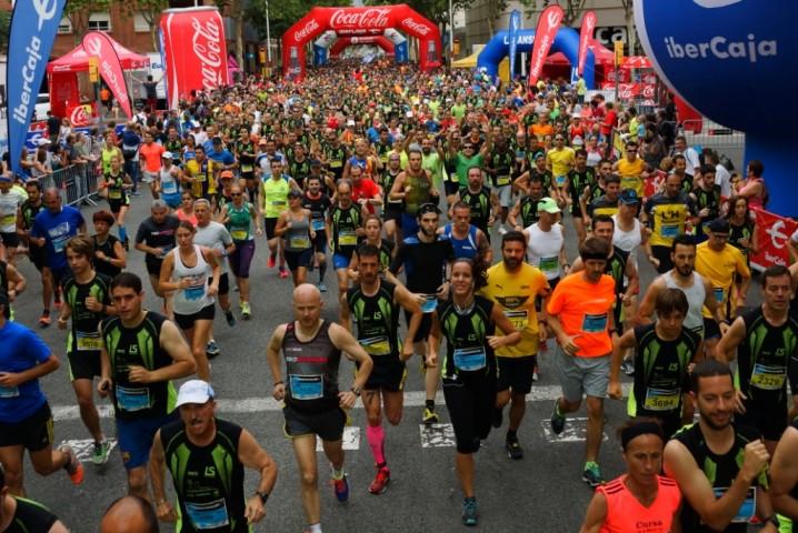 Agouzal y Bahom ganan la XXIV Carrera Vila Olímpica