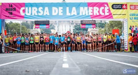 Cursa de la Mercè de Barcelona 29/09/2019