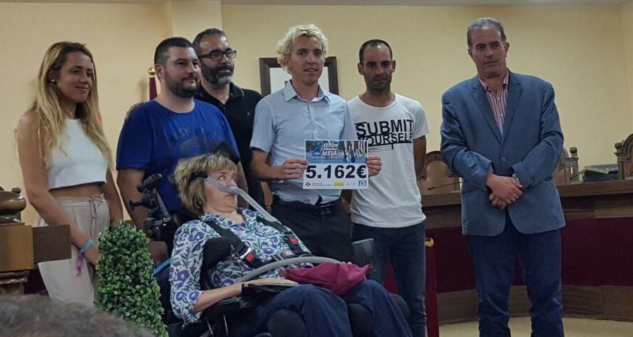 Més de 5.000€ benefics gràcies a la vostre participació a la cursa de Sant Adrià de Besòs