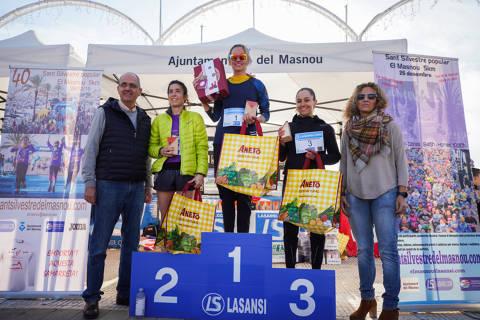 Resultats 40a Sant Silvestre del Masnou 26/12/19