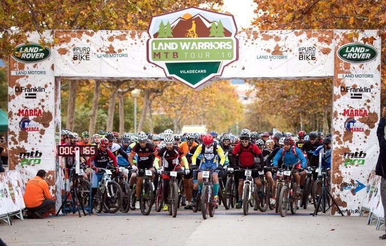 Resultados Land Warriors de Viladecans, victorias de Jose Luis Blanco y Delia Monterrubio al trail, y Jordi Gracia y Laura Morales a MTB