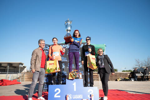 Results La Sansi Viladecans