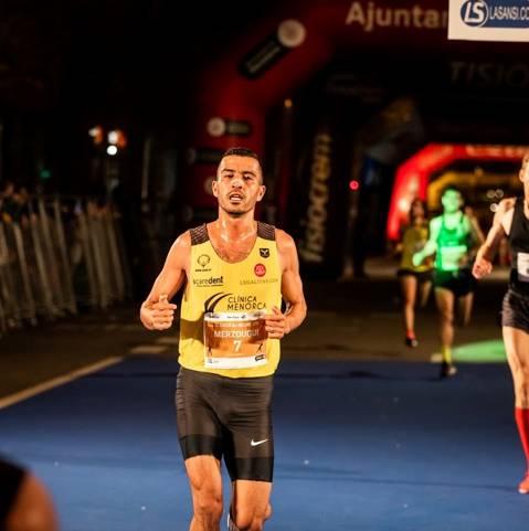 El Olímpic Merzougui i Ouboukir (Marroc) campiona de Catalunya de cros descalça, confirmen la seva participació en la Lloretrail