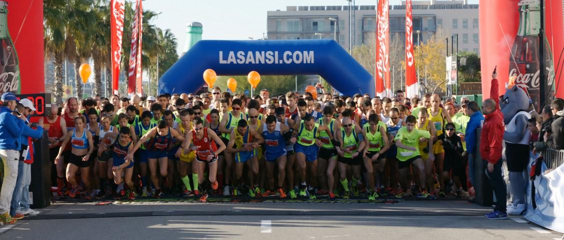 Más de 1.200 inscritos en La Sansi 8 de Viladecans