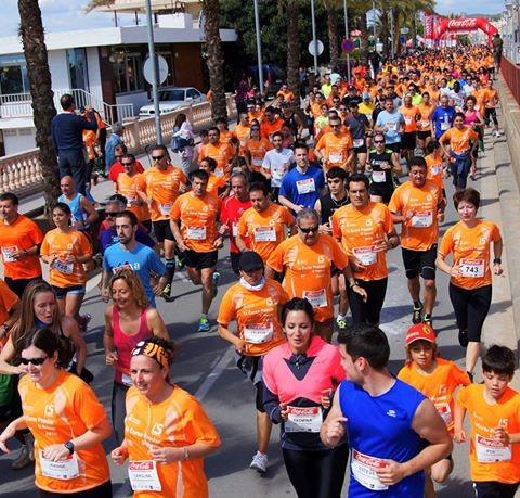Gran matinal amb 800 participants a la 1a Cursa popular El Masnou!