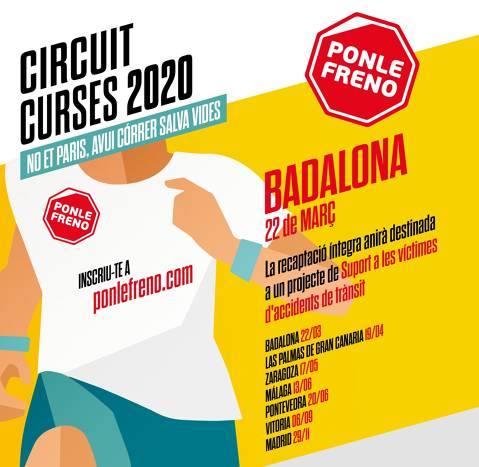 Registration open for the Badalona Race