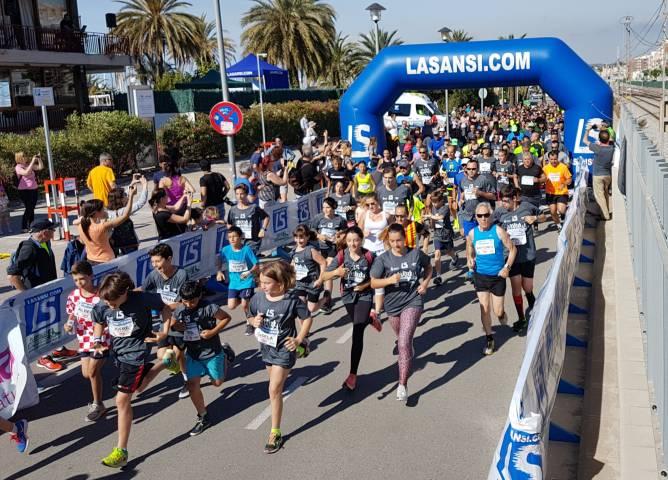 Resultados 5ª Carrera Popular de El Masnou