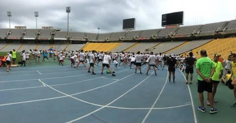 Los barceloneses podrán entrenarse en el Estadi Olímpic