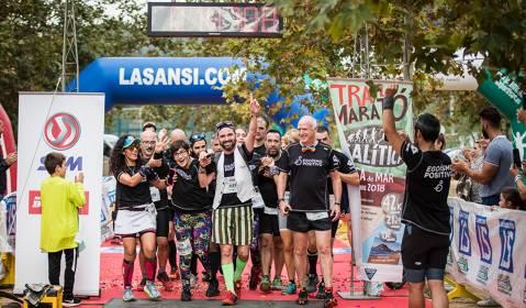 Resultados 1ª megalítica Tossa de Mar con atletas de 20 países participantes