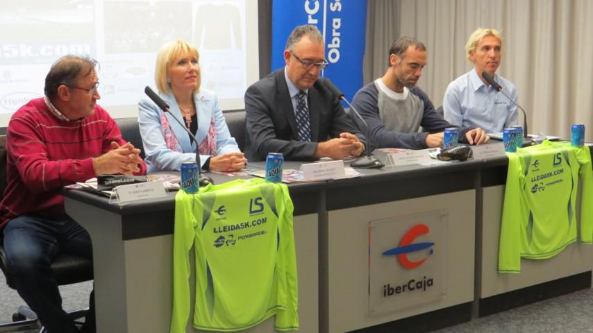 Presentación 1a Carrera Popular La Sansi de Lleida