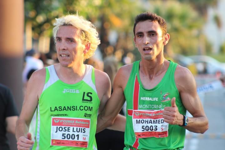 José Luis Blanco del Club La Sansi gana los 5km de Sant Joan Despí