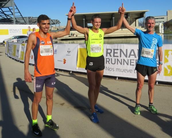 Prop de 1.500 atletes prenen Viladecans