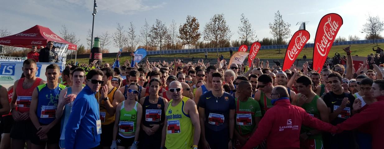 Renault Street Run Sansi de Viladecans de 5 y 10km 11/12/16 - Campeonato de Cataluña absoluto y veterano de 5km