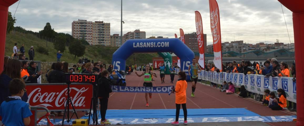 6a Sansi de Sant Feliu de Llobregat de 5 y 10km 29/10/17