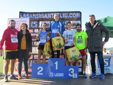Record in the 8th Sansi of Sant Feliu de Llobregat