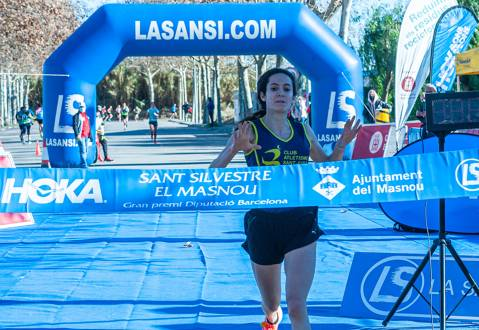 THE MASNOU CELEBRATES ITS SAN SILVESTRE IN A SAFE AND EXEMPLARY WAY