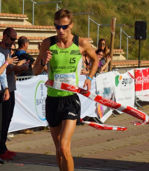 Éxito de participación en 1ª Carrera por la Esperanza en Barcelona