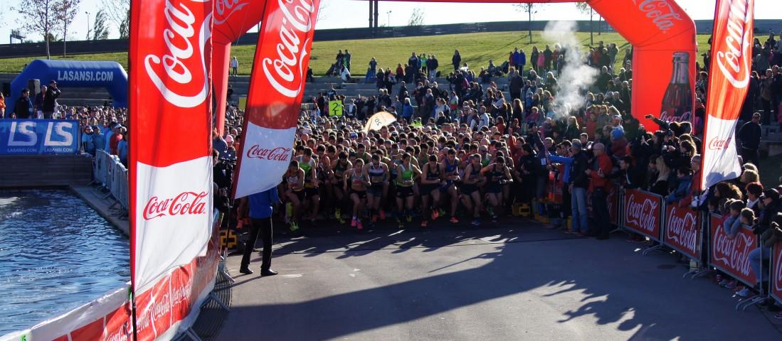Prop de 1.600 arribats a La Sansi 8 a Viladecans