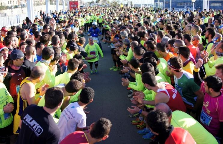 2.100 inscrits a la 35a Sant Silvestre del Masnou