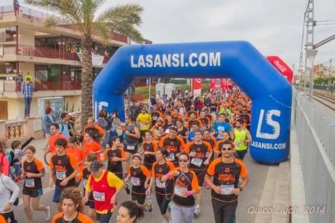Fotos 2a carrera popular El Masnou 5km (Quico Lluch)