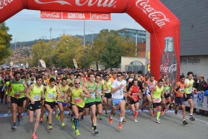 Chouati i Parrado guanyen a Sant Feliu