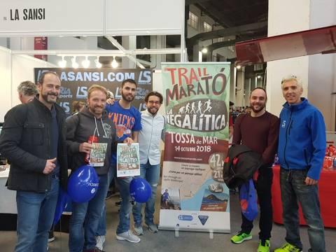 Feria del corredor Maratón de Barcelona