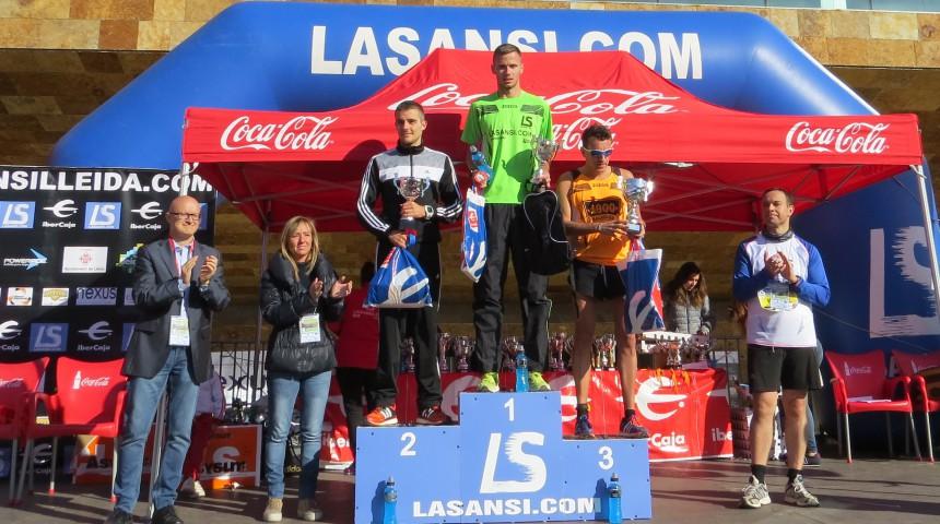 Resultats 3a Sansi Lleida