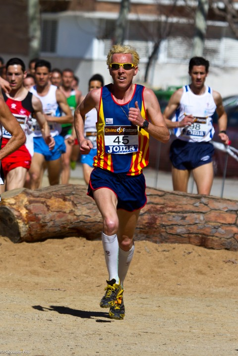 Jose Luis Blanco renuncia al campeonato Catalán de Cross