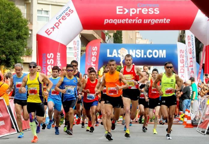Correos Express patrocina un año más la Carrera Sant Adrià por la ELA