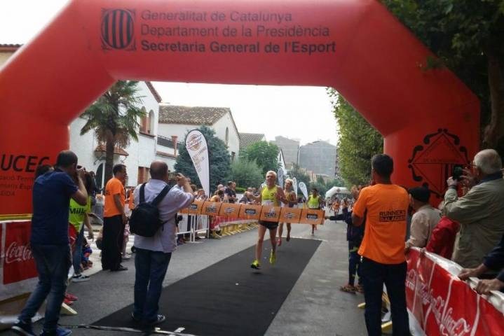 Blanco i Bartholet guanyen la setena milla de Balaguer