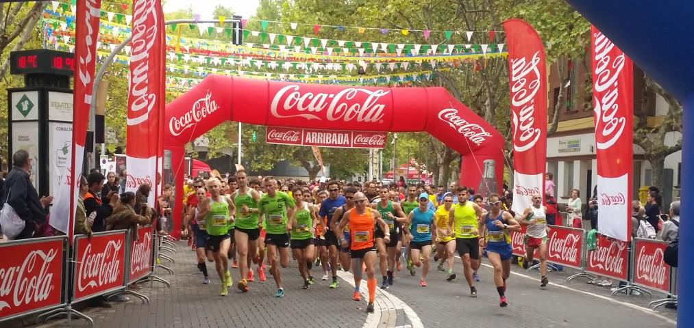 4ª Carrera de la Diada en Bellaterra, la carrera más participativa de Cataluña.