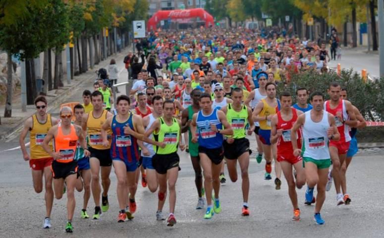 6a Sansi de Sant Feliu de Llobregat de 5 i 10km 29/10/17
