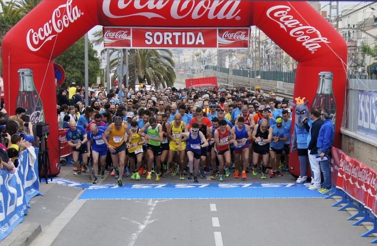 Èxit a la 3a Cursa Popular del Masnou amb més de 800 inscrits