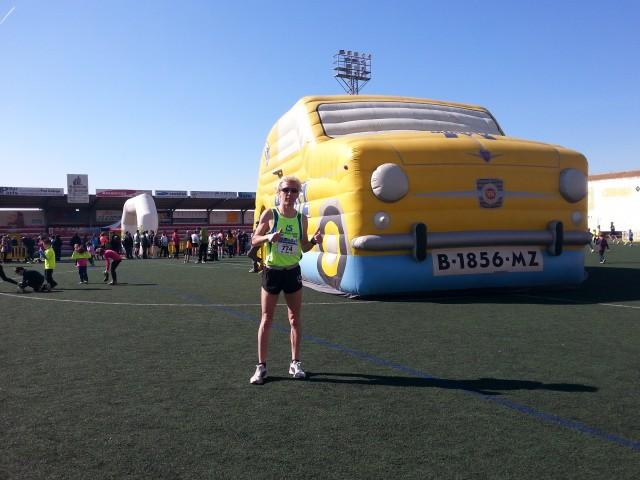 Blanco gana con récod los 10km de Balaguer