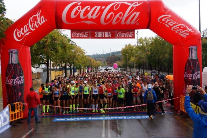 3a Sansi de Sant Feliu de Llobregat de 5 i 10km 16/11/14
