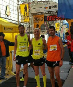 Blanco gana los 5km y Radouane Nour la Media Maratón en Calella