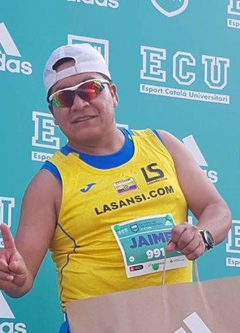 Jaime Taipe (Ecuador)