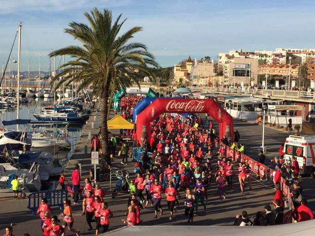 Prop de 1.900 inscrits a la 38ª Sant Silvestre del Masnou