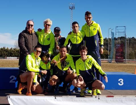 3a victoria consecutiva de La Sansi en el campeonato catalán de cros