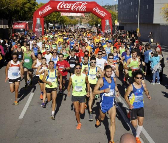 4a Sansi de San Feliu de Llobregat de 5 y 10km 08/11/15