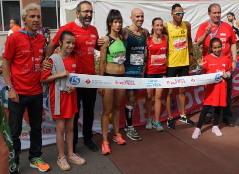 Inscripcions obertes 4a cursa Correos Express de Sant Adrià per l'Ela 05/05/19