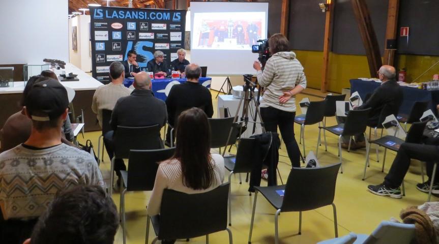 Fotografies presentació 2a Sansi de Mataró